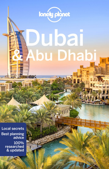 detail Dubai & Abu Dhabi průvodce 9th 2018 Lonely Planet