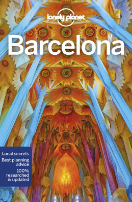 Barcelona průvodce 11th 2018 Lonely Planet