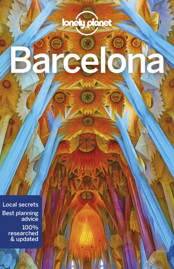 detail Barcelona průvodce 11th 2018 Lonely Planet