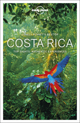 Best of Costa Rica průvodce 2nd 2019 Lonely Planet