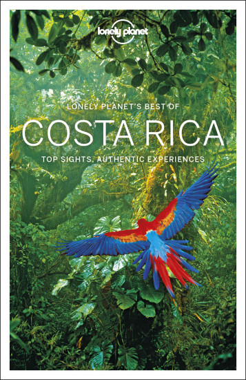 detail Best of Costa Rica průvodce 2nd 2019 Lonely Planet
