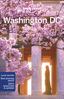 Washington DC průvodce 7th 2019 Lonely Planet