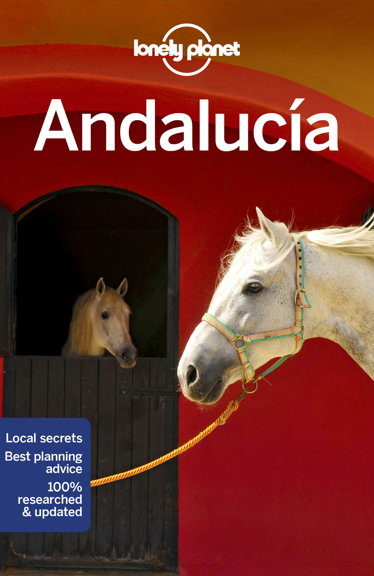 Andalusie (Andalucia) průvodce 9th 2019 Lonely Planet