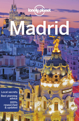Madrid průvodce 9th 2019 Lonely Planet