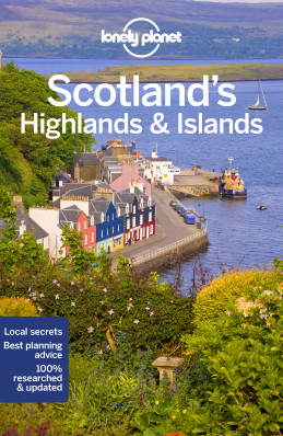 Scotland´s Highlands & Islands průvodce 4th 2019 Lonely Planet