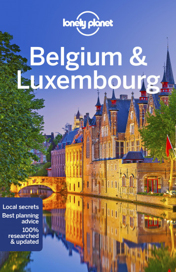 detail Belgie a Lucembursko (Belgium & Luxembourg) průvodce 7th 2019 Lonely Planet