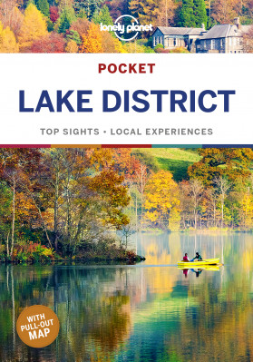 Lake District kapesní průvodce 1st 2019 Lonely Planet
