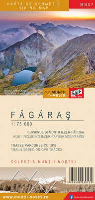 Fagaras Mountains 1:35/75 000