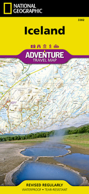 Island Adventure Map GPS komp. NGS