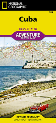 Kuba Adventure Map GPS komp. NGS