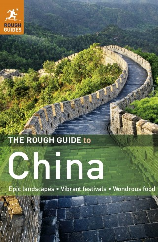 Čína (China) průvodce 2011 Rough Guide