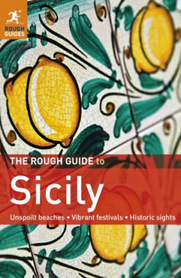 Sicílie (Sicily) 2011 Rough Guide