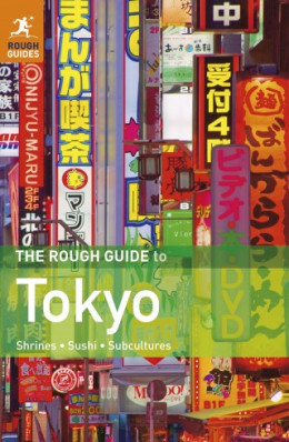 Tokyo průvodce 2011 Rough Guide