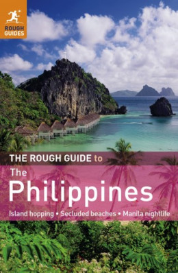 Filipíny (Philippines) průvodce 2011 Rough Guide